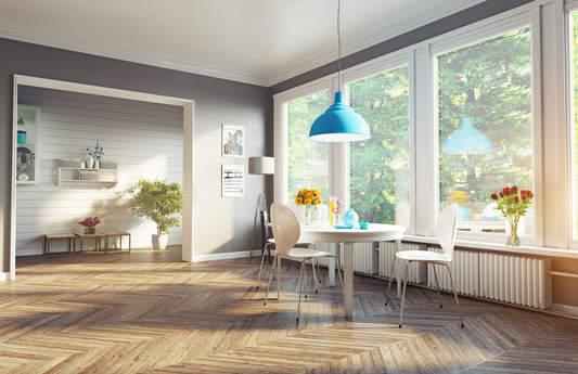 Renoveren en het vervangen van ramen gaan hand in hand
